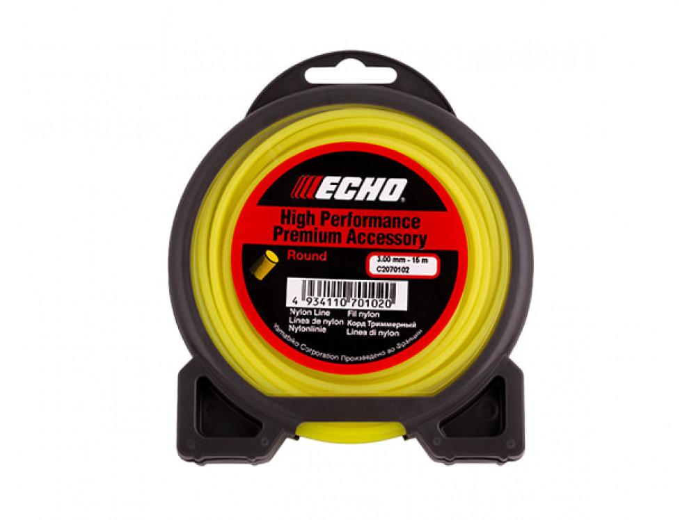Round Line 3.0мм x 15м (круглый) C2070102 в фирменном магазине Echo