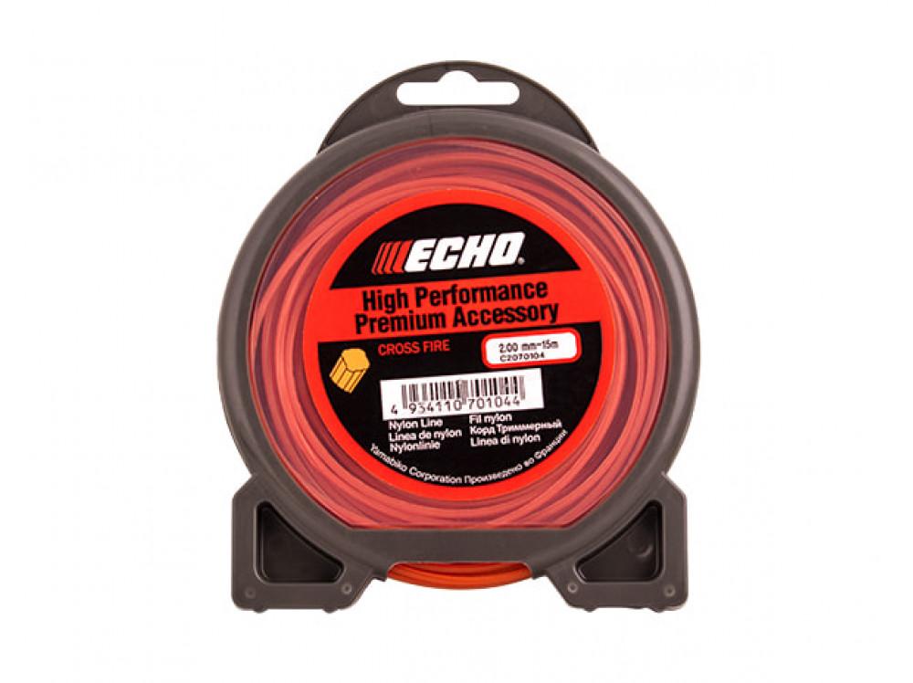 Cross Fire 2,0 мм* 15 м C2070104 в фирменном магазине Echo