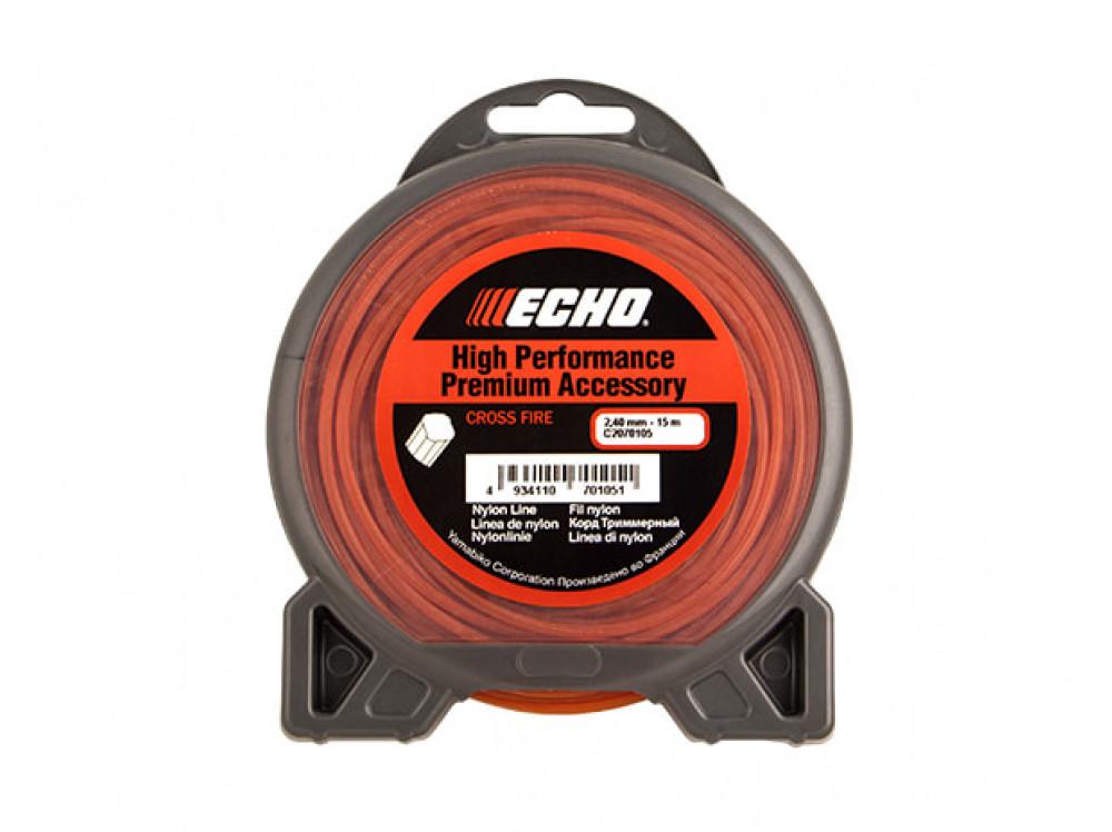 Cross Fire 2,4 мм* 15 м C2070105 в фирменном магазине Echo
