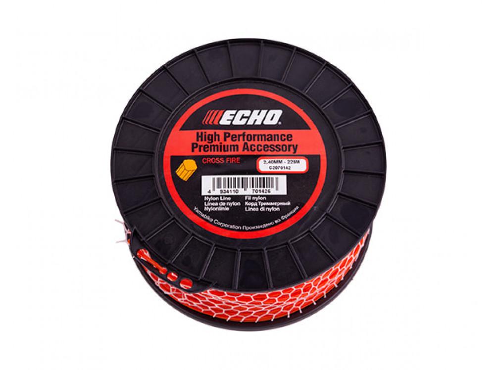 Cross Fire 2,4мм*225м 314095054 в фирменном магазине Echo