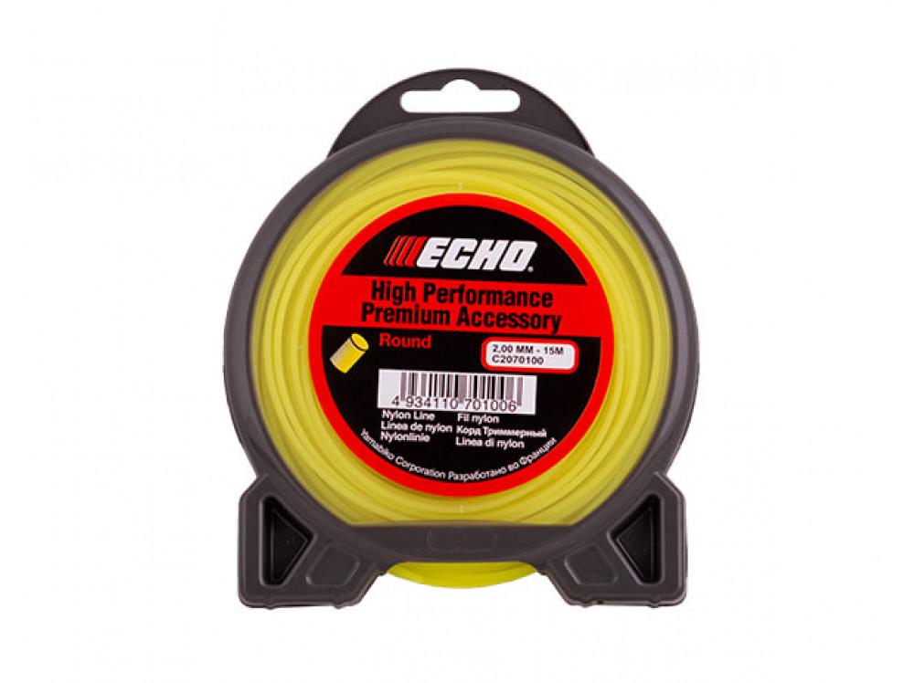 Round Line 2,0 мм* 15 м C2070100 в фирменном магазине Echo