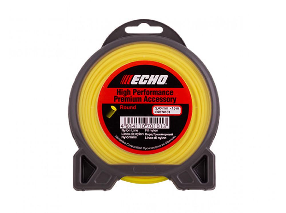 Round Line 2.4 мм х15 м (круглый) C2070101 в фирменном магазине Echo