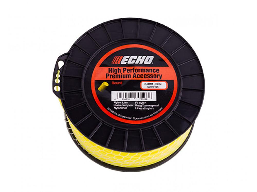 Round Line 2,4мм*264м (круглый) C2070126 в фирменном магазине Echo