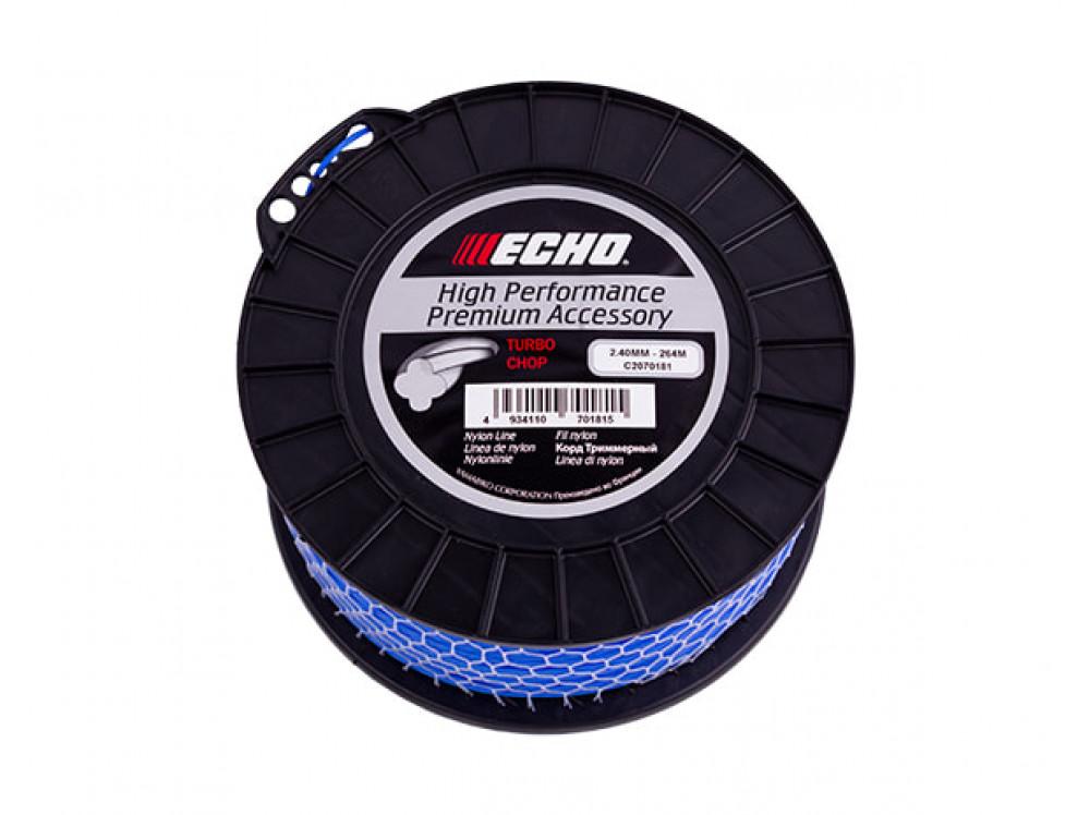 Silent Spiral Line 2,4мм*264м (витой) C2070181 в фирменном магазине Echo