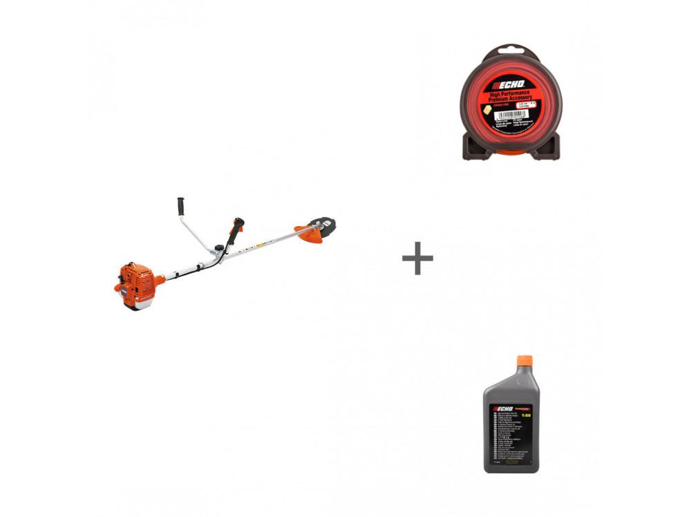 SRM-330ES, Cross Fire Line 3,0 мм*10 м (крест), 1:50 JASO FD SRM-330ES, 102151220, 6454107 в фирменном магазине Echo