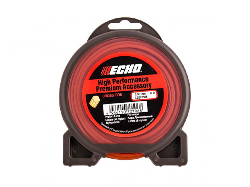Cross Fire Line 3,0 мм*10 м (крест) 102151220 в фирменном магазине Echo