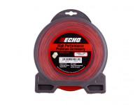 Корд триммерный Echo Cross Fire 2,0 мм* 108 м