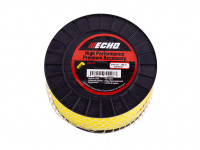 Корд триммерный Echo Round Line 3,0мм*169м (круглый)