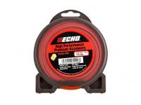 Корд триммерный Echo Cross Fire Line 3,0 мм*10 м (крест)
