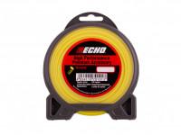 Корд триммерный Echo Round Line 2.4 мм х12 м (круглый)