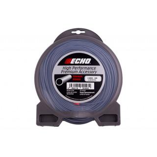 Корд триммерный Echo Titanium Power Line 3.0мм х 56м (круглый)