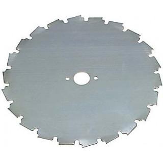 Нож металлический с долотообразным зубом Echo 200/3.0/20 мм
