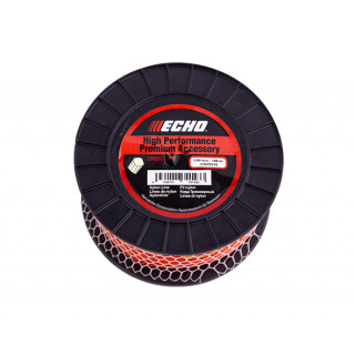 Корд триммерный Echo Cross Fire 3,0мм*169м (крест)