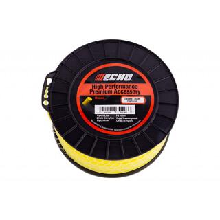 Корд триммерный Echo Round Line 2,4мм*264м (круглый)