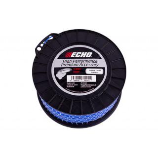 Корд триммерный Echo Silent Spiral Line 2,4мм*264м (витой)