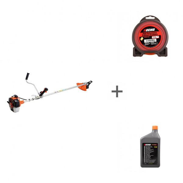 Триммер бензиновый Echo SRM-4605 + корд + масло в подарок!