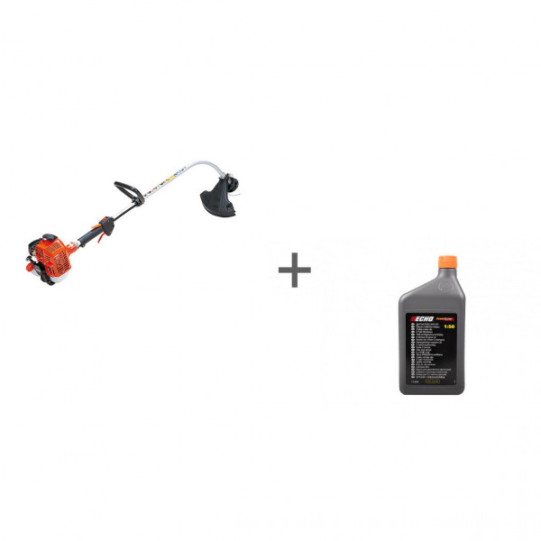 Триммер бензиновый Echo GT-22GES + масло в подарок!