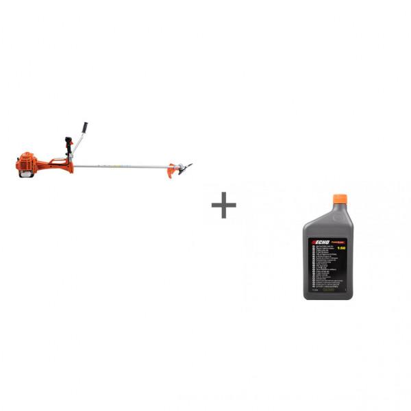 Триммер бензиновый Echo SRM-420ES + масло в подарок!