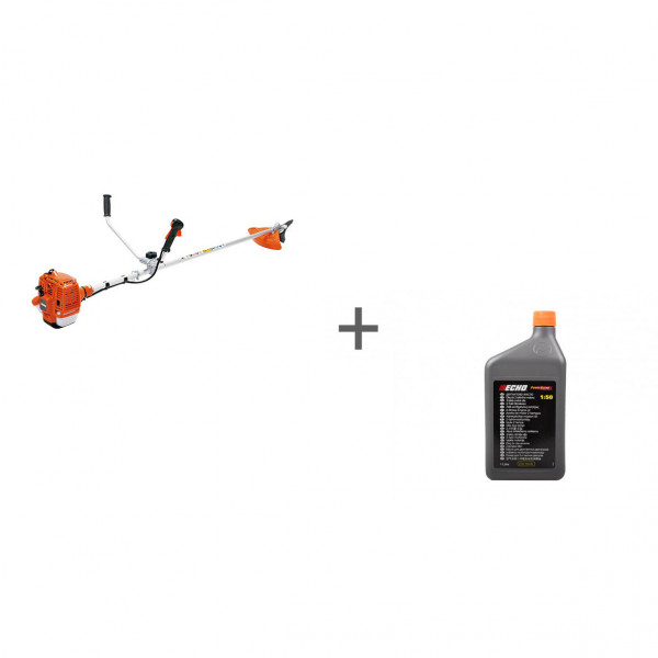 Триммер бензиновый Echo SRM-350ES + масло в подарок!